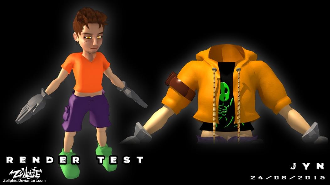 jyn test body