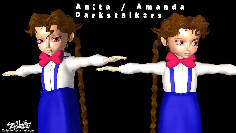 Anita darkstalkers EMBOITE